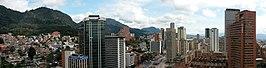 Panorama del Centro Internacional de Bogotá.jpg