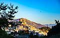 Panoramica del borgo di Castel del Monte (AQ).jpg