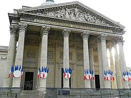 Beroemde Mensen In Parijs.Pantheon Parijs Wikipedia