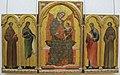 Paolo veneziano, madonna col bambino e santi, 1354, 01.JPG