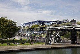 Image illustrative de l'article Parc de la Villette