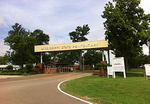 Supermax prison - Mississippi State Penitentiary houses State of Mississippi supermax units