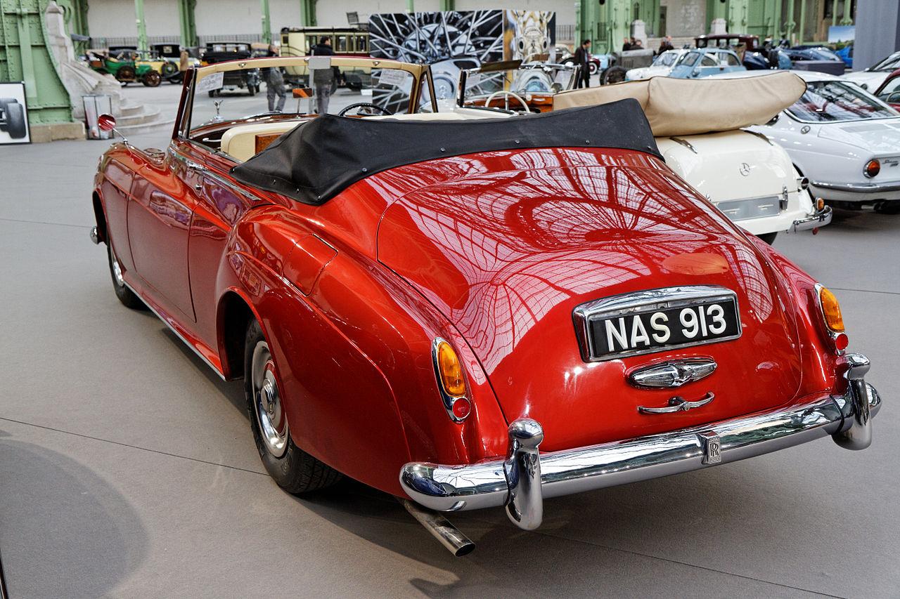 File Paris Bonhams 2017 Rolls Royce Silver Cloud Lwb Convertible 1959 004 Jpg