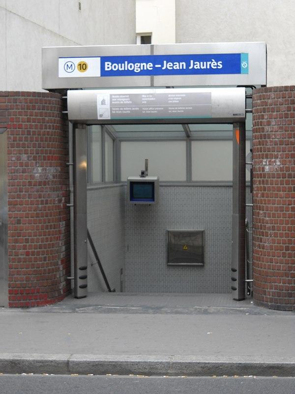 Renault - Metro marcel sembat boulogne ...