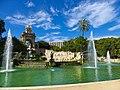 Parque Jardín de la Ciudadela, fuente1.jpg
