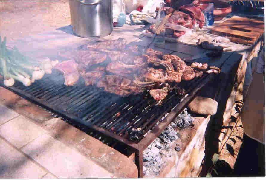 Parrillada Carne asada