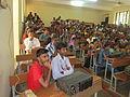 Participants of MCC-Tamil Wikipedia Workshop.JPG