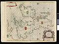 Pas-caart van 't Canaal, vertoonende in 't geheel Engelandt, Schotlandt, Yrlandt, en een gedeelte van Vranckrijck , Hendrick Doncker 1658.jpg
