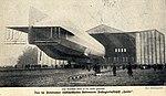 Passagierluftschiff 'Hansa' im Potsdamer Luftschiffhafen, 1912.jpg