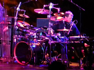 Pat Mastelotto American musician