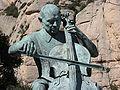 Pau Casals centenary statue.jpg
