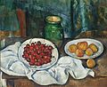 Paul Cezanne - Still Life with Cherries and Peaches, 1885-1887.jpg