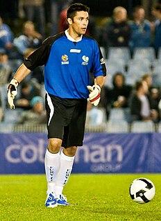 Paul Henderson (soccer) Australian soccer player