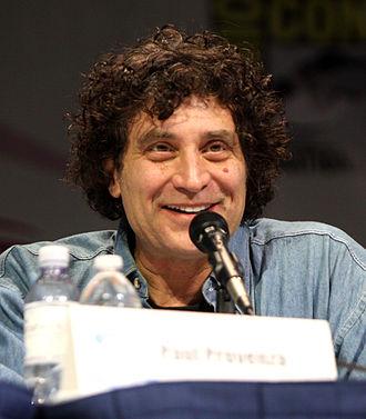 Paul Provenza - Provenza at the 2013 WonderCon.