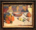 Paul gauguin, il pranzo (le banane), 1891, 01.JPG