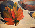 Paul gauguin, il pranzo (le banane), 1891, 04.JPG