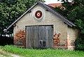Pelhřimov, Rybníček, old barn.jpg