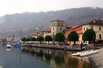 Pella, Piedmont - Pella along Lake Orta