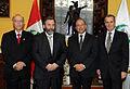 Perú y Argentina fortalecerán cooperación en la Antártida (14772191459).jpg