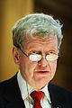 Per Unckel, Nordiska ministerradets tidigare generalsekreterare, talar om innovation och forskning vid Nordiska radets session 2004.jpg