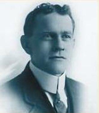 Percy Abbott (Canadian politician) - Image: Percy W. Abbott