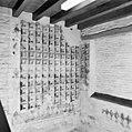 Periode trappenhuis zwarte decoratie schildering - Amersfoort - 20009740 - RCE.jpg