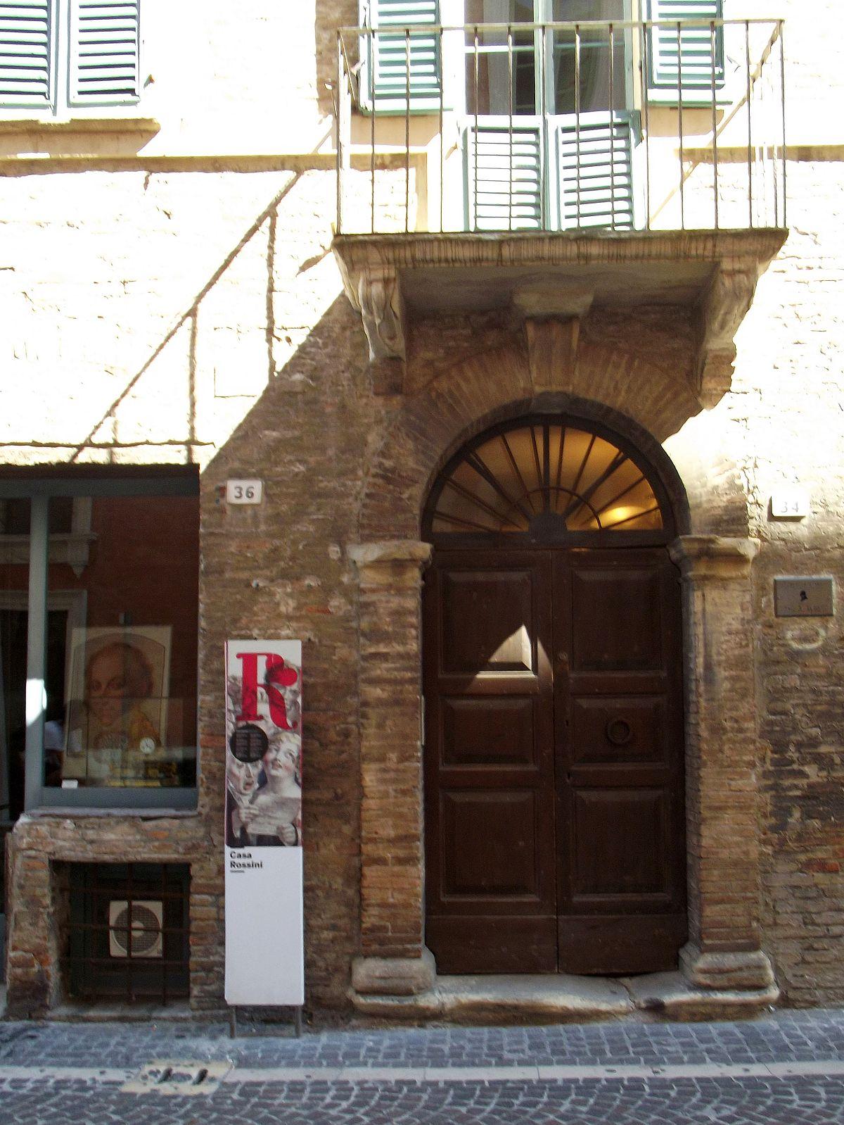casa rossini wikipedia