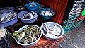 Pescado y cangrejos en el mercado de San Andres Tuxtla.jpg