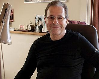 Peter James (writer) - Peter James in 2011