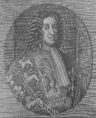 Norroy and Ulster King of Arms - Peter Le Neve served as Norroy from 1704–1729.