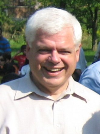 2009 Ontario New Democratic Party leadership election - Image: Peter Tabuns at Taylor Creek Park 2008 (cropped)