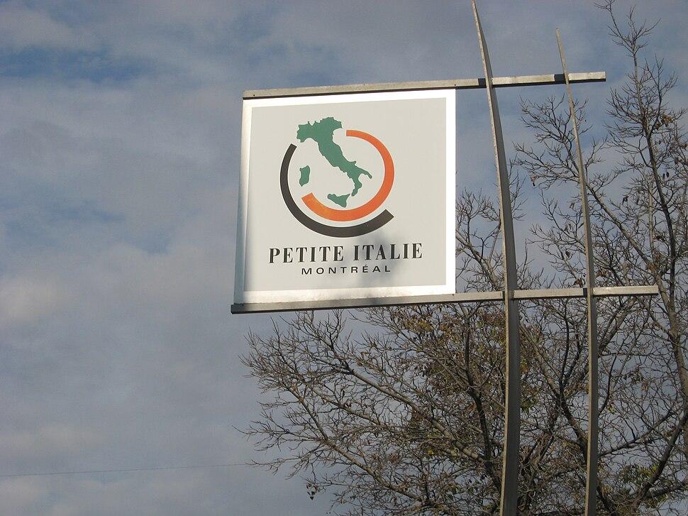 Little Italy emblem