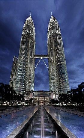Torres Petronas Wikipedia