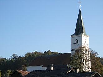 Postmünster - Saint Benedict parish church