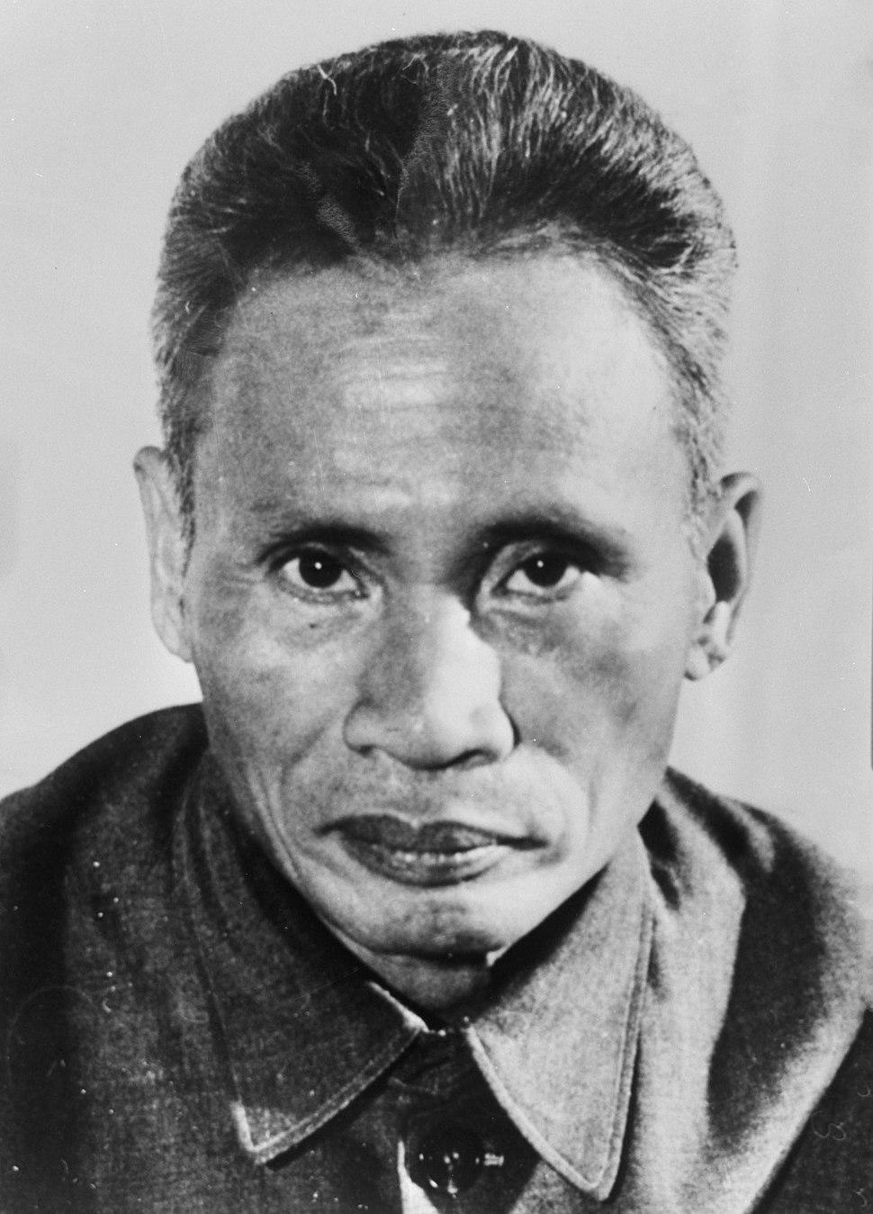 Phạm Văn Đồng 1972