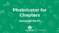 Phabricator for chapters.pdf