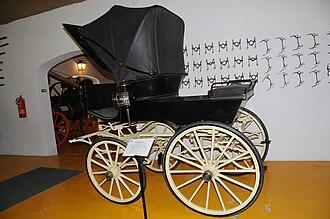 Geraz do Lima Carriage Museum - Image: Phaeton 2