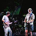 Phil Lesh & Bob Weir, The Dead, June 17, 2003.jpg