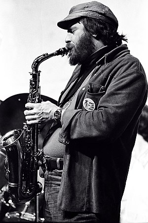 Phil Woods - Woods in 1978