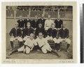 Philadelphia Baseball Club, 1887, Capt. Irwin, Maul, McGuire, Wood, Fogarty, Ferguson, Buffinton, Farrar, Gunning, H. Wright, Clements, Bastian, Mulvey (NYPL b13537024-56277).tiff
