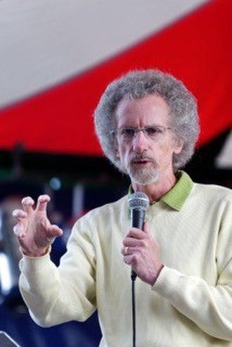 Philip Yancey - Philip Yancey speaking at the 2008 Greenbelt Festival at Cheltenham Racecourse in England