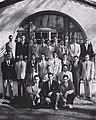 Photograph of the Fraternity Alpha Phi Lambda from the 1951 Tomokan.jpg