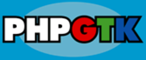 PHP-GTK - Image: Php gtk
