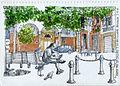 Piazza Pra Via Gallira E Via San Giuseppe, Bologna.jpg