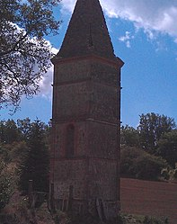 The Montplaisir Dovecote, in Ambres