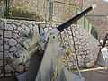PikiWiki Israel 10480 3 inch gun from the egyptian destroyer quot;emir.jpg