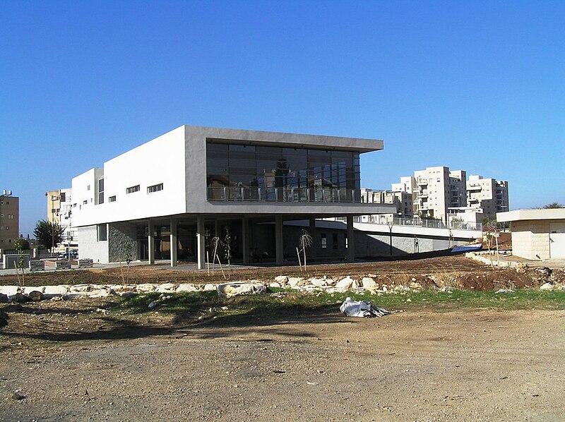 הספריה החדשה
