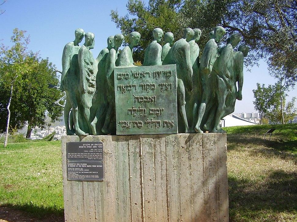 PikiWiki Israel 12490 the death march from dachau