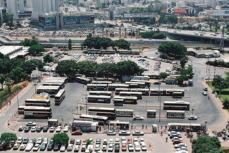 מסוף ארלוזורוב בתל אביב