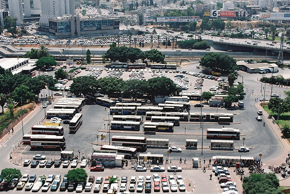 PikiWiki Israel 4239 General view of Tel Aviv 2000 Terminal